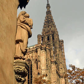 Our Lady of Strasbourg by Jean Hall
