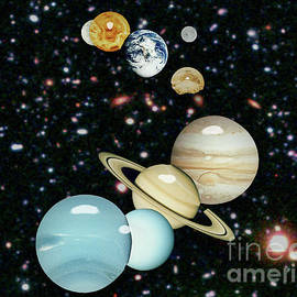 Terry Weaver - Our Solar System