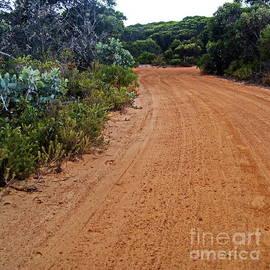 Tim Richards - Outback Road