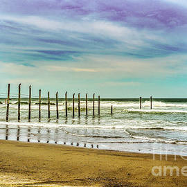 Outer Banks Seascape by Broken Soldier
