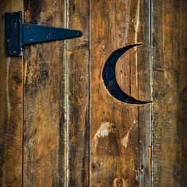 Paul Ward - Outhouse Door