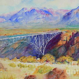 Over the Rio Grande and Far Away by Marsha Reeves