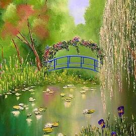 Viktoriya Sirris - Overgrown Pond