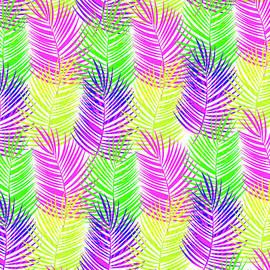 Overlaid Leaves - Louisa Knight