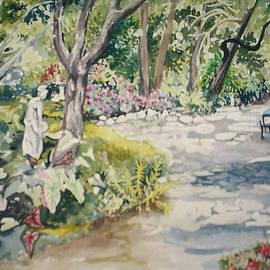 Overlook Garden by Judith Young