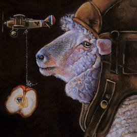 The Temptation of the Ewe by Jean Cormier