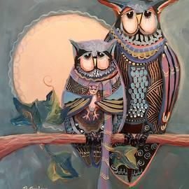 Shane Guinn - Owl Family