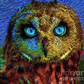 Owl by Rafael Salazar