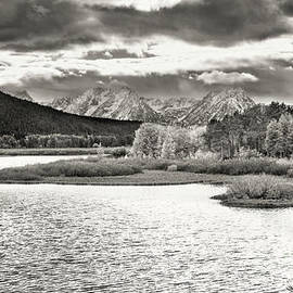Oxbow Bend by Jim Garrison