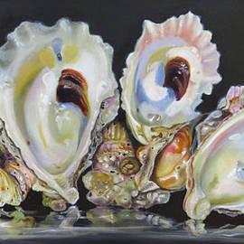 Phyllis Beiser - Oyster Reef
