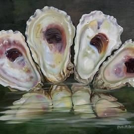 Phyllis Beiser - Oyster Shells