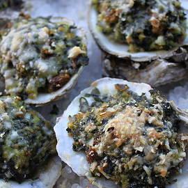 Oysters Rockefeller by Andy Wingerd