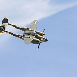 P-38 Lightning  by Shoal Hollingsworth