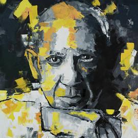 Richard Day - Pablo Picasso Portrait
