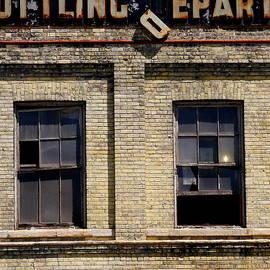 Guntis Lauzums - Pabst Brewery Sign