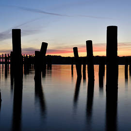 Rachel Cash - Pacific NW Sunset