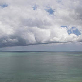 Pacific Storm Panorama by Bob Hislop
