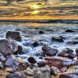 Reid Callaway - Pacific Sunset North Shore Oahu Hawaii Art