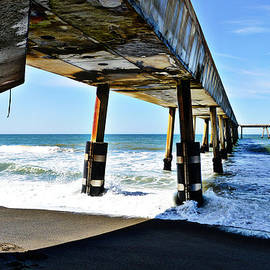 Pacifica Pier Perspective by Glenn McCarthy Art and Photography