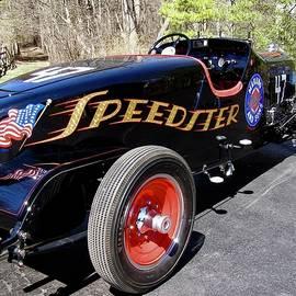 Packard Speedster  by Alan Johnson