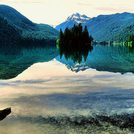 Jeff Swan - Packwood lake