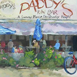 Susan Richardson - Paddy