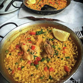 Paella  by Colleen Kammerer