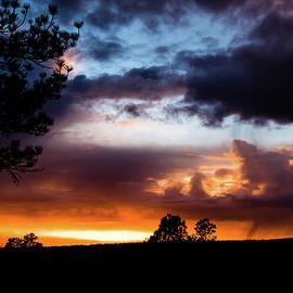 Jason Coward - Pagosa Sunset 11-20-2014