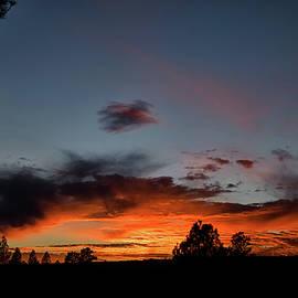 Jason Coward - Pagosa Sunset 11-30-2014
