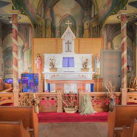Kristina Rinell - Painted Church - Interior 0779