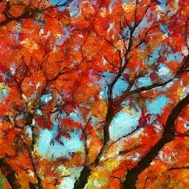 Reese Lewis - Painted Colors Of Autumn