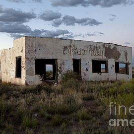 Painted Desert Trading Post by Rick Pisio