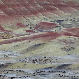 Painted Hills Zenview by Darrel Giesbrecht