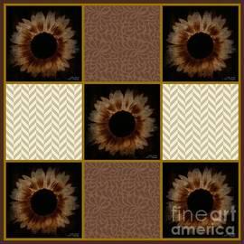 Bobbee Rickard - Painted Sunflower Quilt Series