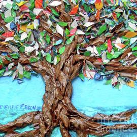 Genevieve Esson - Painters Palette Of Tree Colors