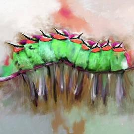 Painting 659 2 Bird 6 - Mawra Tahreem
