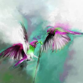 Painting 660 3 Bird 7 - Mawra Tahreem