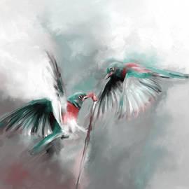 Painting 660 4 Bird 7 - Mawra Tahreem