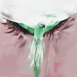 Painting 661 3 Bird 8 - Mawra Tahreem