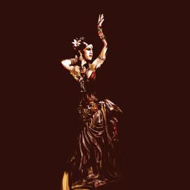 Mawra Tahreem - Painting 710 2 Dancer 15