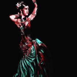 Painting 710 4 Dancer 15 - Mawra Tahreem