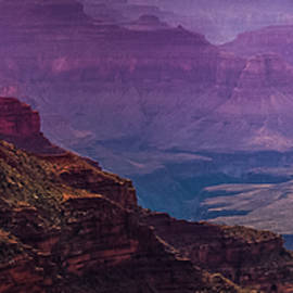 Kathleen Odenthal - Painting the Canyons
