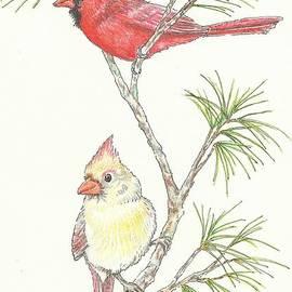 Sue Bonnar - Pair in the Pines