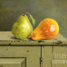 Sarah Batalka - Pair Of Pears