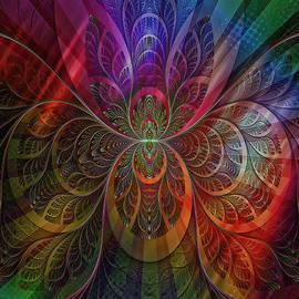 Bill Tiepelman - Paisley Butterfly Dreams