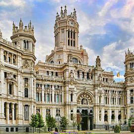 Diana Sainz - Palacio de Cibeles Madrid