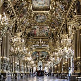 Alan Toepfer - Palais Garnier Grand Foyer