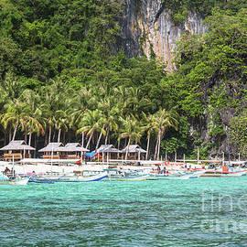 Palawan Beach by Didier Marti