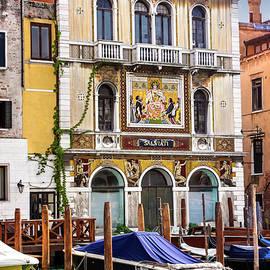 Palazzo Salviati Grand Canal Venice  - Carol Japp