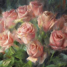 Anna Rose Bain - Pale Roses